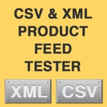 CSV en XML productfeed tester